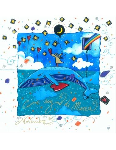 Novembre (fondo bianco) - Come sogno...