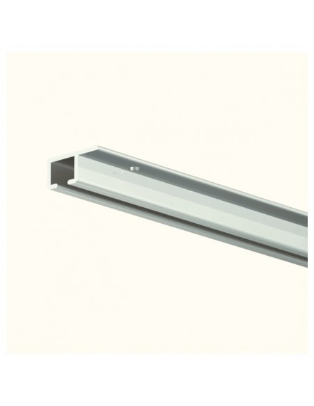 Binario Top Rail bianco 3m.