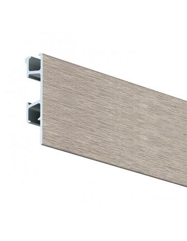 Binario ClickRailPro alluminio 3m.