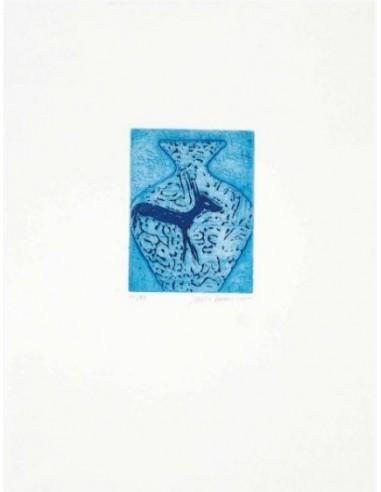 Vaso (blu)