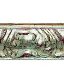 Pimpinella + Cornice 36fo01 argento 25X35 Cm.