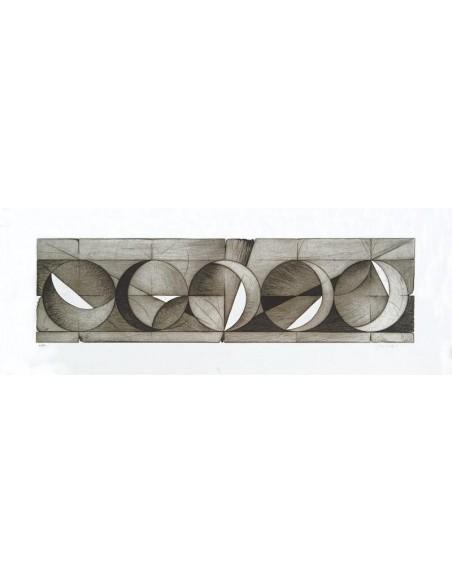 + Cornice 11fo01 Paperella oro gola avorio 27X35 Cm.