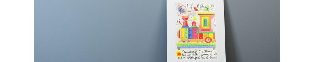 Vendita online opere originali dell'artista Francesco Musante.